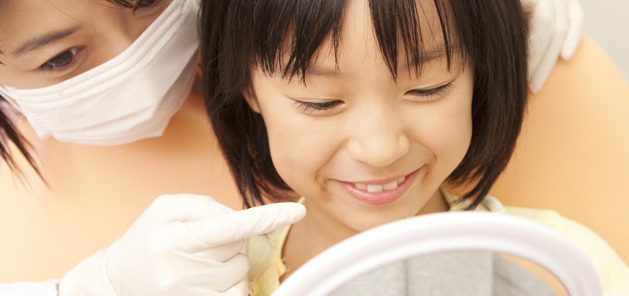 当院の小児歯科の診療内容