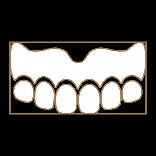 入れ歯・差し歯など人工歯の方